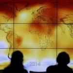今年はモスクワに冬が訪れなかった地球温暖化問題。